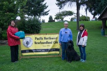 Kathy & Crew (earned WRD4)